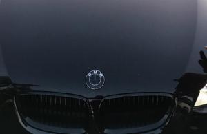 BMW bei GLANZ