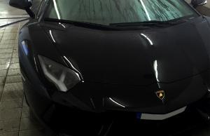 Lamborghini bei GLANZ
