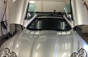 Mercedes Benz bei GLANZ