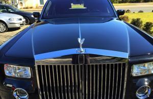 Rolls Royce bei GLANZ
